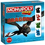 Winning Moves Monopoly Junior Dragons Collectors Edition Brettspiel