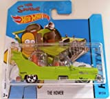 Hot Wheels 2014 HW City THE HOMER (THE SIMPSONS) 89/250 by Hot Wheels