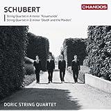 Schubert: String Quartets (Death & Maiden/ Rosamunde) (Doric String Quartet) (Chandos: CHAN 10737)