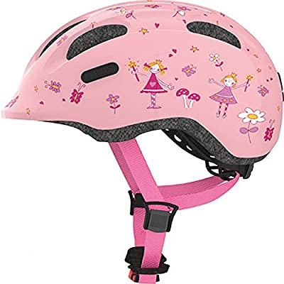 ABUS Girl Smiley 2.0 Bicycle Helmet by ABKG5|#Abus