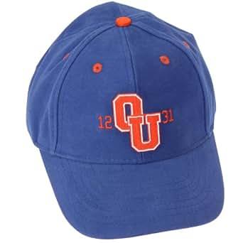 Oxford University Baseball Cap With Adjustable Strap (One Size) (Royal Blue)