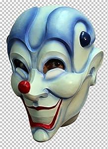 Partychimp 54-22050 Party Maske, Unisex - Adulto, Multicolor