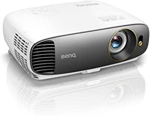 BenQ W1700 Heimkino DLP-Projektor (4K UHD, HDR, 96% REC. 709, 2200 ANSI Lumen, 10.000:1 Kontrast, HDMI)