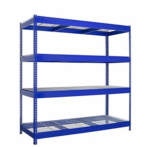 industrial-basic-caillebotis-etagere-semi-industrielle-charge-lourde-bleu