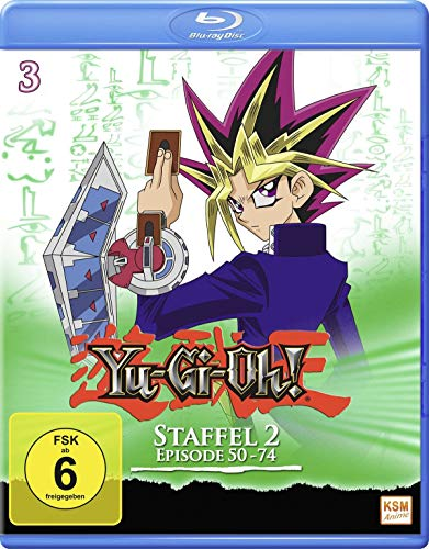 Staffel 2.1 (Episode 50-74) [Blu-ray]