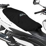 GIVI S210 Sécurité et Assistance en Cas de Panne Siège en Tissu Couverture de Vélo Imperme Nero