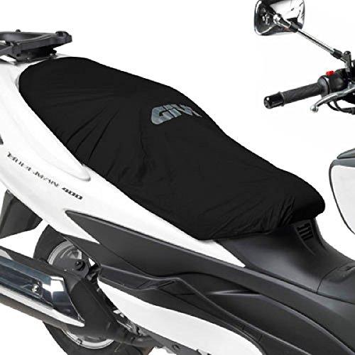 Givi-S210-Telo-Coprisella-Moto-Impermeabile-Nero