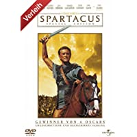 Spartacus - Doppel-DVD