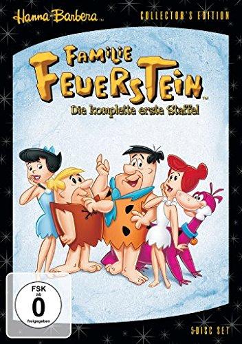 Bild von Familie Feuerstein - Die komplette erste Staffel [Collector's Edition] [5 DVDs]