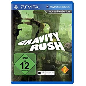 Gravity Rush – [PlayStation Vita]