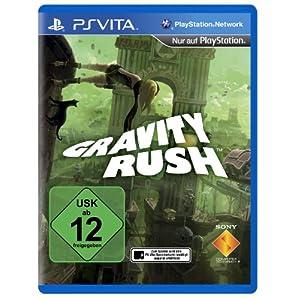 Gravity Rush – [PlayStation Vita]