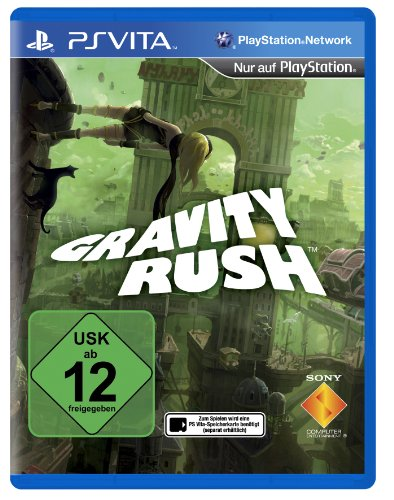 Gravity Rush - [PlayStation Vita]