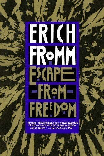 Escape from Freedom by Fromm, Erich H. ( 1994 )