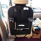 #9: PR Car Seat Back Multi Pocket Storage Bag Organizer Holder Hanger Accessory -Honda City Type 3 (2005-2008)