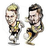 Borussia Dortmund Sticker, Aufkleber, Haftsticker zum Sammeln, Tauschen und vor allem Gewinnen! BVB 09