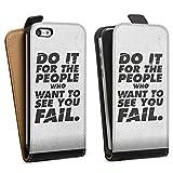 DeinDesign Apple iPhone 5c Étui Étui à Rabat Étui magnétique Do it for The...