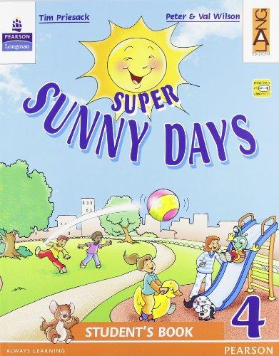 Super sunny days. Student's book. Per la 4ª classe elementare. Con espansione online