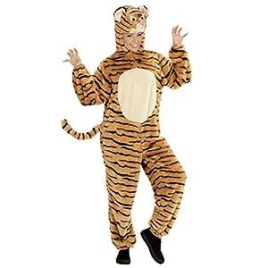WIDMANN 97140Adulto Disfraz Tiger, Medium