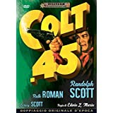 colt 45 DVD Italian Import by randolph scott