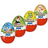 Kinder Surprise Maxi Oeufs de Pâques 100g - Lot de 4