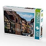 Häuserzeile in Endingen 1000 Teile Puzzle Quer
