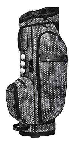 OGIO 2018Majestic Cartbag, Damen, Lady Majestic CART Bag, gepunktet (Lady Bag Cart)