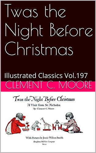 twas-the-night-before-christmas-illustrated-classics-vol197-english-edition