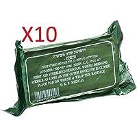 Pack of 10 IDF Israeli Army Dressing / Bandage by Dakar preisvergleich bei billige-tabletten.eu
