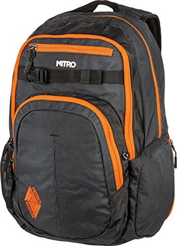Nitro Rucksack Chase 35 L Blur-Orange Trims