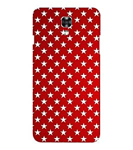 EPICCASE multi stars Mobile Back Case Cover For LG X Power (Designer Case)