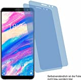 4ProTec 2X Crystal Clear klar Schutzfolie für Umidigi A1 Pro Bildschirmschutzfolie Displayschutzfolie Schutzhülle Bildschirmschutz Bildschirmfolie Folie