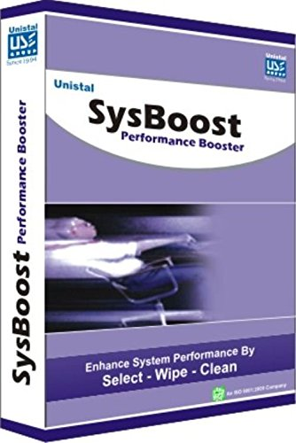 Sys Boost-System Tune-Up Software- 1Yr/1PC