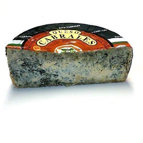 Cabrales D O P queso azul de España queso de Cabrales 300g