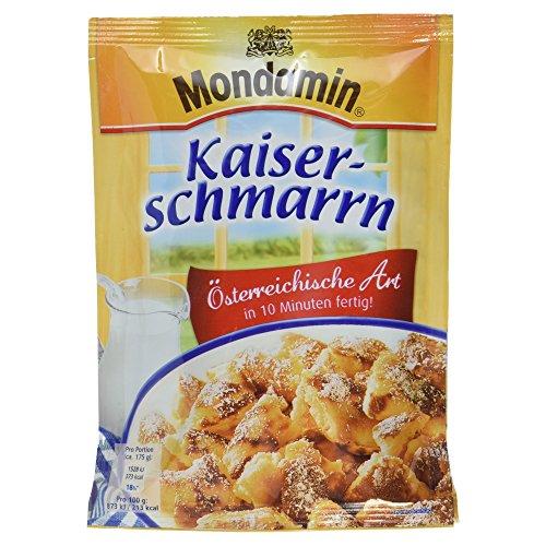 Mondamin Kaiserschmarrn Österreichische Art 2 Portionen Test