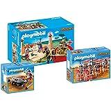 Playmobil History Romanos Set: 5392 5393 y 6868