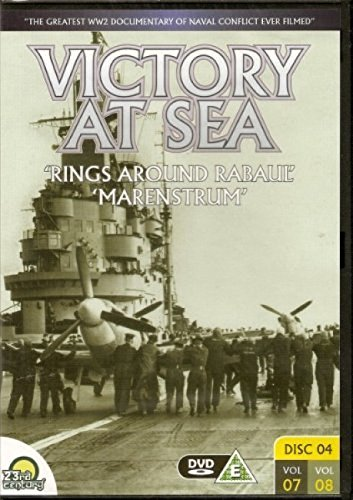 Victory At Sea - Rings Around Rabaul & Marenstrum [DVD]