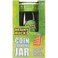 Slinky 870150Brainy Dollar, Zählfunktion Jar, mehrfarbig
