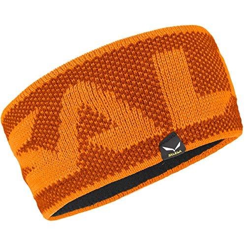 Salewa Puez Alphubel Wo Headband Stirnbänder, Carrot/4630, UNI58