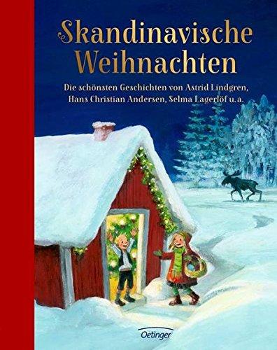 Buchcover Skandinavische Weihnachten