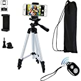 Best Tripod Mount For Galaxy Note 3s - Phone Tripod, GoFree 40 Inch Compact Aluminum Camera Review