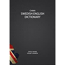 Chima Swedish English Dictionary (Swedish Edition)
