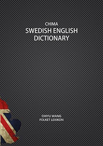 Chima Swedish English Dictionary (Swedish Edition) por Folkets Lexikon