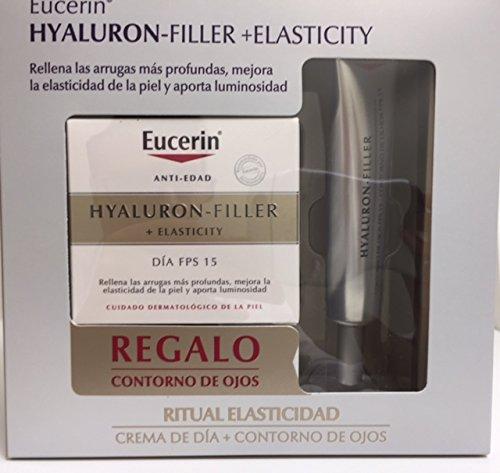 EUCERIN PACK Hyaluron-Elasticity Filler Crema DÃ