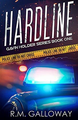 Hardline: A Suspenseful Crime Thriller in the Classic Noir Tradition (Gavin Holder Series Book 1)