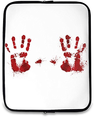 Bloody Hand Stampa per Computer 15