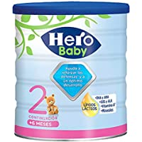 Hero Baby - Leche Hbb Nutrasense  - 6 A 12 Meses 800 gr