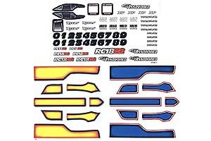Associated Equipment 012p-18b2Decal Sheet