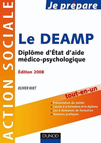 En ligne téléchargement Je prépare le DEAMP : Diplôme d'État d'aide médico-psychologique (Action sociale) pdf ebook