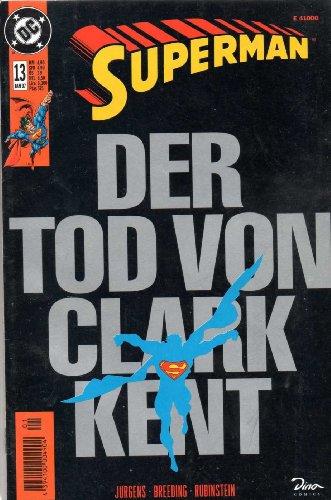 ERMAN Comic # 13 - Der Tod von Clark Kent! ()