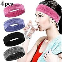 06dd4d26bf06c Suchergebnis auf Amazon.de für  Violett - Stirnbänder   Damen  Sport ...